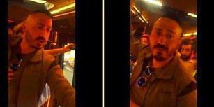 Bir Toplu Taşıma Saldırısı Daha... Yine Bir Kadın, Bir Erkeğin Tecavüz Tehditlerine ve Saldırısına Maruz Kaldı!
