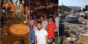 Alt Yapı Sorunları, Ses Kirliği ve Çöp Dağları: Türkiye'nin Turizm Merkezi Çeşme'de Neler Oluyor?