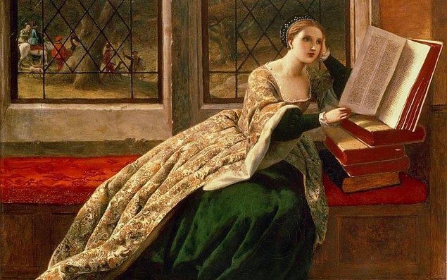 Jane, babası ve kayınpederi gibi güç meraklısı değildi, hatta tahta geçeceği söylendiğinde kendini yere atıp ağlamaya başlamıştı.