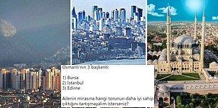 Üç Başkentin Karşılaştırılmasıyla Ortaya Çıkan Soru: Osmanlı Mirasına Kim Daha İyi Sahip Çıktı?