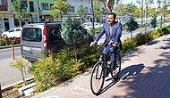 Kırşehir Belediye Başkanı ve Belediye Çalışanları Şehir İçi Ulaşımında Bisiklet Kullanacak!