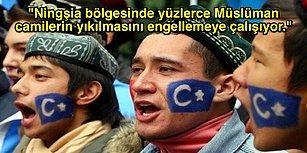 Bu Zulüm Artık Son Bulsun! Çin, Bir Milyon Uygur Türkünü 'Dinî Aşırılıkla' Suçlayarak Toplama Kamplarında Zorla Tutuyor mu?