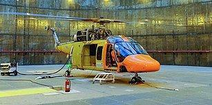 Tamamen Milli Kaynaklarla Geliştirilen İlk Helikopterimiz T635 İlk Kez Havalandı
