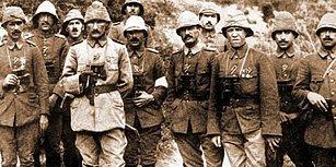 Albay Mustafa Kemal'in Çanakkale'deki İstifa Dilekçesini Liman von Sanders Engellemişti!