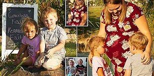 İlk İkizleri 5 Yaşına Varmak Üzereyken Bir Kez Daha İkiz Bebek Bekleyen Mucize Anne