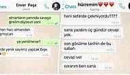 Tarihin Akışını Değiştiren Kişiler WhatsApp Kullansaydı Ortaya Çıkması Muhtemel 11 Diyalog