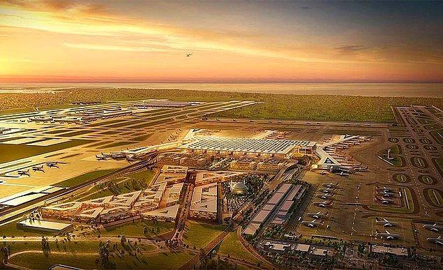 Peki sizce yeni havalimanının ismi ne olmalı?