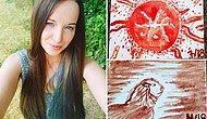 Menstrüasyon Kanının Bir Kısmıyla Tablolar Yapıp Bir Kısmıyla da Bitkilerini Sulayan Kadın