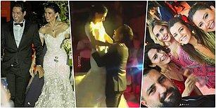 Onlar da Evlendi... Mert Fırat ile İdil Fırat'ın Karaoke Partisine Dönen Eğlenceli Düğününe Dair Her Şey!