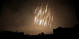 Rusya Savunma Bakanlığı Açıkladı: 'ABD Suriye'yi Kullanımı Yasak Olan Fosfor Bombalarıyla Vurdu'