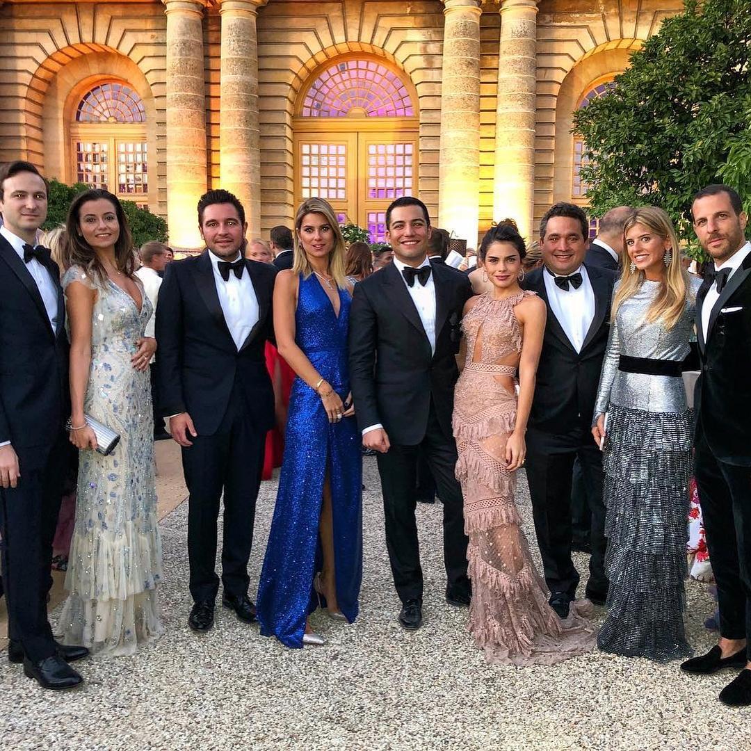 Saray sosyetesinden 5 milyon euroluk düğün