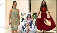 Güzel Şeyler de Oluyor! New York Moda Haftasında Podyumda Yürüyen Down Sendromlu Model