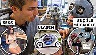 İnsan ve Robot Bir Arada: Yapay Zeka Hangi Alanlarda Kullanılmaya Başlandı Biliyor musunuz?