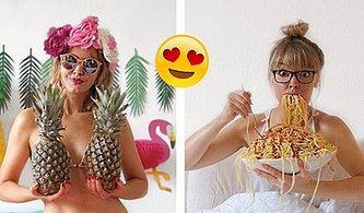 Instagram Hayatlarının Gerçek Yüzünü Eğlenceli Fotoğraflarla Anlatan Alman Blogger: Geraldine West