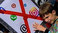 7 Yaşındaki Çocuk Ailesine Karşı Yürüyüş Yaptı: 'Benimle Oynayın, Cep Telefonunuzla Değil'