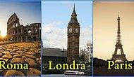 Beğenilerine Göre Yaşaman Gereken Avrupa Şehrini Söylüyoruz!