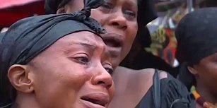 Gana'da Para Karşılığında Cenazelerde Ağlayan Kadınlar: 'Bu Gayet Normal Bir Şey, Hepimiz Bir Gün Öleceğiz'