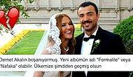 Eyvahlar Olsun! Haciz Haberleri Üzerine Demet Akalın ve Okan Kurt Ciddi Ciddi Boşanıyor! 😱
