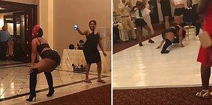 Gelinden, Daha Önce Gördüğünüz Bütün Düğünleri Unutturacak Bir Düğün Girişi Dansı!