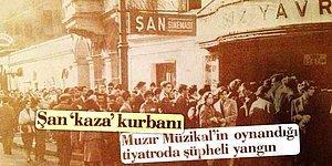 Tarihimizin Utanç Sayfası: 1982'de Ferhan Şensoy'un Muhalif Oyunu Sonrası Vahşice Yakılan Şan Tiyatrosu