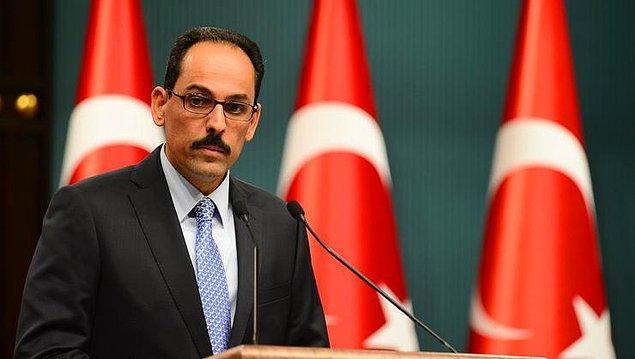 Cumhurbaşkanlığı Sözcüsü İbrahim Kalın'dan konuya ilişkin açıklama: 'Bazı okullarda kız, erkek ayrımı oluşacak.'