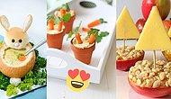 Okula Dönüş Başladı! Çocuklarınız İçin Şipşak Yapabileceğiniz 12 Sağlıklı Atıştırmalık Tarifi