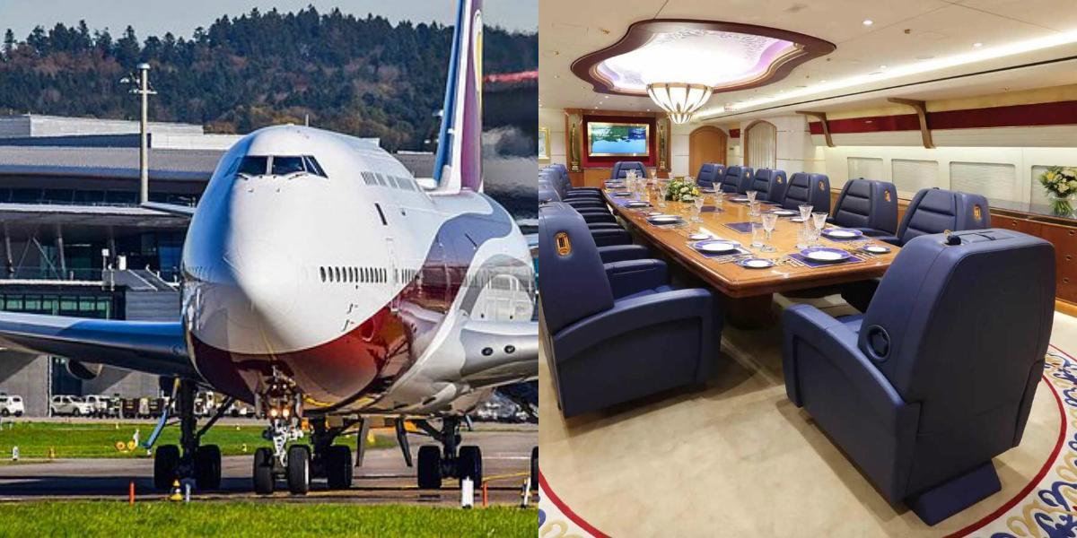 b7085d3442fc2 400 Milyon Dolarlık Sevgi: Katar Şeyhi, Cumhurbaşkanı Erdoğan'a VIP Uçağını  Hediye Etti! - onedio.com