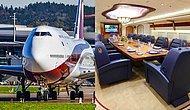 400 Milyon Dolarlık Sevgi: Katar Şeyhi, Cumhurbaşkanı Erdoğan'a VIP Uçağını Hediye Etti!