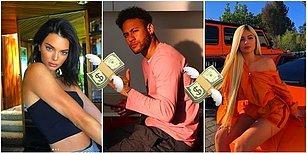 Ünlülerin Instagram Üzerinden Kazandıkları Paraları Öğrenince Ağzınız Açık Kalacak!