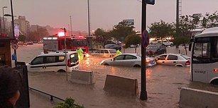 Metrekareye 100 Kilogram Yağmur Düştü: Bandırma'da Şiddetli Yağış Afete Dönüştü