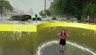 Florence Kasırgasının ABD'yi Ürküten Sel Simülasyonu