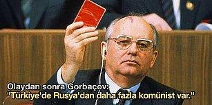 SSCB'nin Dağılmasından Sorumlu Tutulan Gorbaçov'un 1995'te Gerçekleştirdiği Olaylı ODTÜ Ziyareti