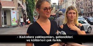 Ukraynalı Kadınlar Cevaplıyor: Müslüman Bir Erkekle Evlenir Miydiniz?