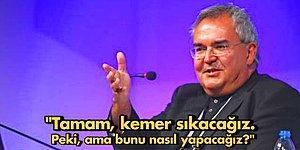 Ünlü Ekonomi Profesörü Dolar Krizini Atlatmak İçin Türkiye'nin İhtiyacı Olan Reçeteyi Madde Madde Açıklıyor!