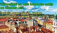 Suç İşleyen Yok, İnterneti Işık Hızında! Güzellikler Ülkesi Çek Cumhuriyeti ile İlgili Az Bilinen 21 Gerçek