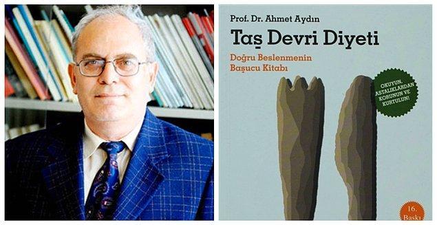 Prof. Dr. Ahmet Aydın, en doğal ve sağlıklı yolu bulabilmek adına insanlığın eski çağlarda izlediği beslenme yöntemlerini incelemiş.