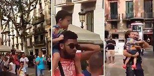 Barcelona'da Uygulanan Bir Hayli Etkili Yöntem: Kayıp Çocuk Bulunca Alkışlamak