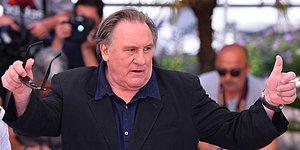Fransız Oyuncu Gerard Depardieu Türk Vatandaşı Olmak İstiyormuş: 'Erdoğan'la Görüşeceğim'
