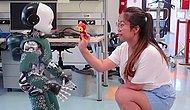 Çocuk Görünümüne Sahip, Sanal Gerçeklik İle Kontrol Edilen İnsansı Robot: iCub