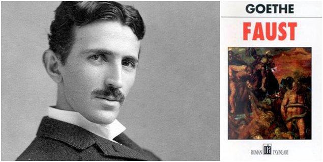 10. Nikola Tesla