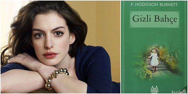 18. Anne Hathaway