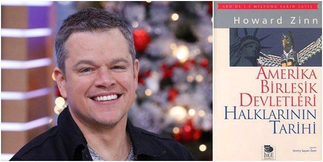 19. Matt Damon