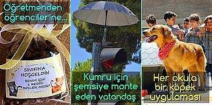 """İnsana """"Türkiye'de İyi Şeyler de Oluyor"""" Dedirten, İçinizi Tatlı Tatlı Isıtacak 19 Hadise"""