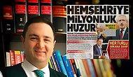 """Güneş Gazetesi'nin Manşetten Verdiği Akdoğan Haberine Sert Tepki: """"Bu 'Şeye' Dava Açıyorum"""""""