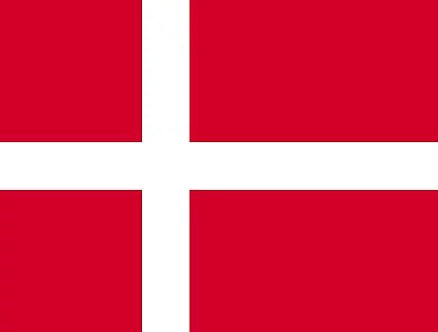 1. Danimarka