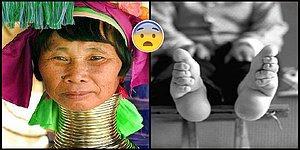 Tarihte İnsanların Canları Pahasına Uyum Sağladıkları 10 Tehlikeli Moda Trendi