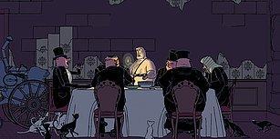 Sistemlerdeki Çarkları Döndürerek Tıka Basa Doyanları ve Hep Aç Kalanları Harika Bir Şekilde Anlatan Animasyon