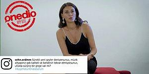 Ayşe Hatun Önal Sosyal Medyadan Gelen Soruları Yanıtlıyor! (KAMERA ARKASI)