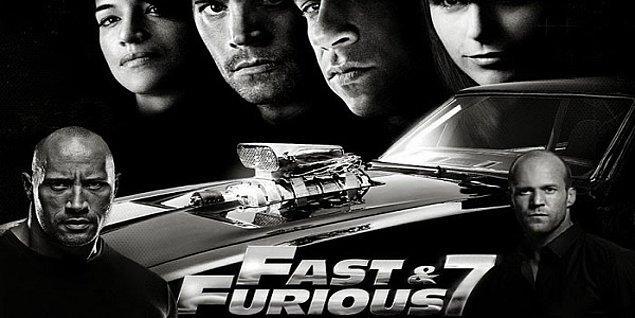 20. Hızlı ve Öfkeli 7 - 2.961.089 - IMDB: 8.3