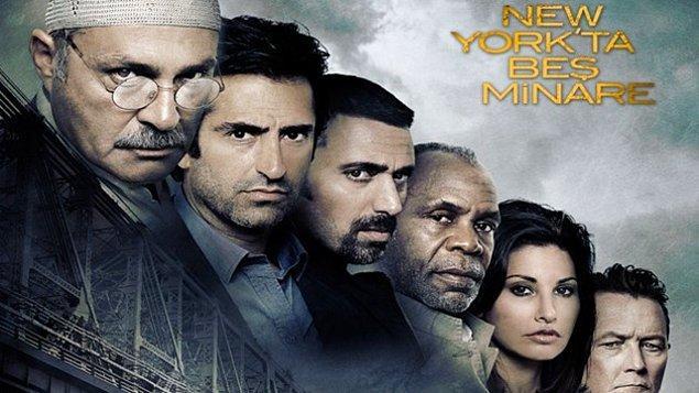 17. New York'ta 5 Minare - 3.474.495 - IMDB: 6